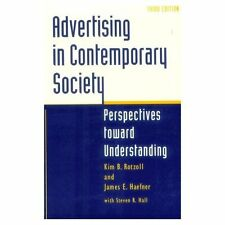 Advertising in Contemporary Society : Perspectives Toward Understanding by...