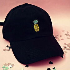 New Style Snapback Hats Unisex Hip-Hop Adjustable Peaked Hat Baseball Cap Black
