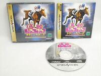 YUSHUN CLASSIC ROAD Sega Saturn Import Japan Video Game ss