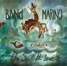 BAND MARINO the Sea & the Beast CD New Sealed Free Shipping