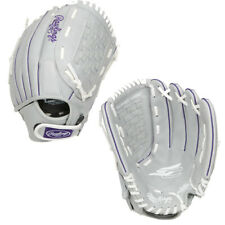 "Rawlings Youth Fastpitch Softball Sure Catch Glove 12.5"" Throws Right -SCSB125PU"