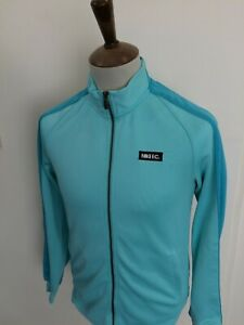 NIKE FC TRACKSUIT TOP SIZE LADIES SMALL 8-10 GREEN