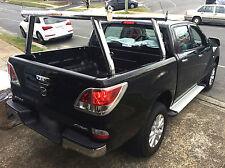 GCB Tradesman Rack Set for Mazda BT-50 (10/2011 - 08/2015)