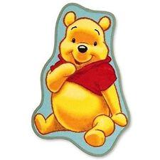 Tapis Disney Winnie L'ourson Découpé (80x50cm) Jaune