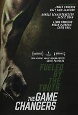 The Game Changers (arnold Schwarzenegger Jackie Chan Chris Paul) DVD
