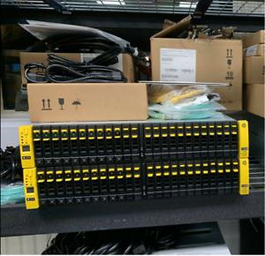 HPE 3par 7400 SSD SAN  x 192 Drives ALL FLASH RRP £1.5m + VAT NOW 93% OFF!!!