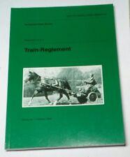 Train Reglement Schweizer Armee Geschirr Packsattel Trainwagen