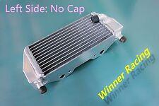 LEFT SIDE No CAP Aluminum Alloy Radiator fit Kawasaki KX125/KX250 1994-1998 1997