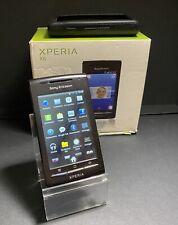 Smartphone Sony Ericsson Xperia X8 - SimFree - Scatola e Caricabatterie