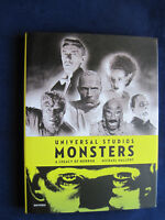 UNIVERSAL STUDIOS MONSTERS - SIGNED by the Author & Actress JULIE ADAMS, 1st Ed.