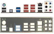 ATX Blende I/O shield Asus M5A99X EVO R2.0 #542 io NEU backplate NEW bracket