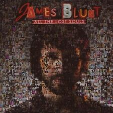 CD Album James Blunt All The Lost Souls (One Of The Brightest Stars) 2007 WEA