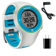 Garmin Forerunner 610 WHITE Special Edition GPS Sport Trainer Fitness Watch ONLY