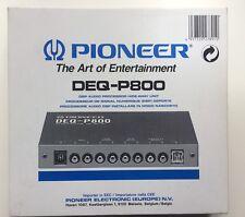 Pioneer DEQ-P800 Processeur Audio
