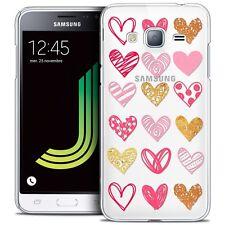 Coque Crystal Pour Samsung Galaxy J3 2016 (J320) Extra Fine Rigide Sweetie Doodl