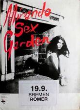 MIRANDA SEX GARDEN - 1994-concert affiche-Fairytales of... - Tourposter-Breme