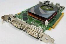 256MB Dell Quadro FX3500 DDR3 Dual DVI PCI-Express OEM 0WH252 Graphics Card