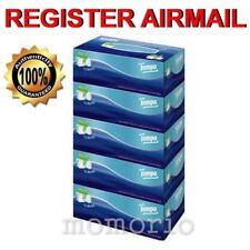 5 BOX Car Ice Menthol Tempo Box Facial Tissues Paper 3 ply handkerchiefs mint