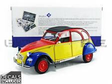 Solido Soli1805011 Citroen 2cv Ricard Anise Decalco 1/18
