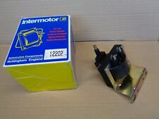 NEW GENUINE INTERMOTOR 12202 IGNITION COIL VAUXHALL 1208048