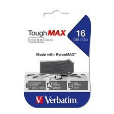 Verbatim ToughMAX Industrial USB flash drive 16GB USB2 Black