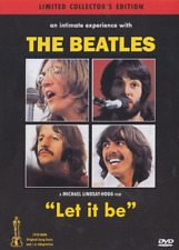 THE BEATLES Let It Be DVD NTSC New incl.booklet