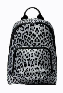 Marc Jacobs All Star Printed Backpack M0015033-090 Light Gray Multi