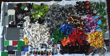 4 lb. LEGO Pieces - Technic, Wheels, Mini Figures & more