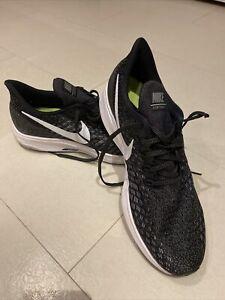 Nike zoom Pegasus 35 Black UK 11 Running Shoes