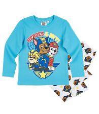 Boys Kids Official Licensed Disney Various Character Long Sleeve Pyjamas PJs 18 Paw Patrol #3 4 - 5 Years