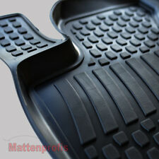 Gummimatten Gummifußmatten TPE 3D für Audi A3 8P Sportback ab Bj.2003 - 2012