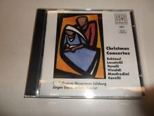 CD  Geise - Christmas Concertos