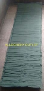 US Military Vinyl Technology Self-Inflating Sleeping Pad Mattress Sleep Mat FAIR