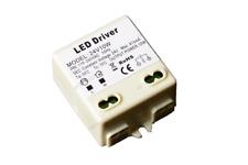 MICRO ALIMENTATORE TRASFORMATORE LED 24V 10W 24VOLT TENSIONE COSTANTE 220V B4C6