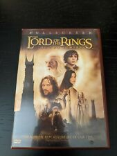 The Lord of the Rings: The Two Towers - 2 Disc Dvd w/ Extras - 2003 - Fullscreen