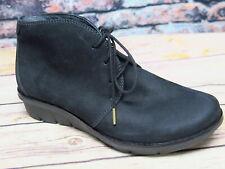 Dansko Joy Black Nubuck Leather Boot    *9128-100200