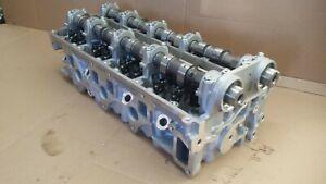 Complete cylinder head + cams. Ford ranger mazda BT50 2.5 & 3.0  WE WEC WLC WEAT