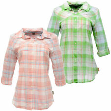 Long Sleeve Casual Solid 100% Cotton Tops & Blouses for Women