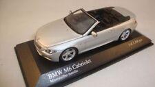 Coches, camiones y furgonetas de automodelismo y aeromodelismo MINICHAMPS BMW
