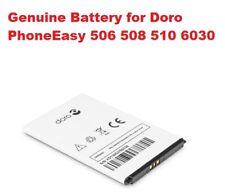 Genuine Battery for Doro PhoneEasy Mobile MODELS  506 508 510 515  6030