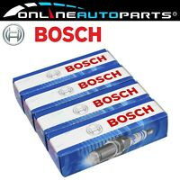 Bosch Spark Plug 4cyl Set Honda Jazz GD 1.5L L15A1 2002~2008 1497cc Engine