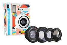 Fujifilm Camera Sundae Kids Lomography Instant Bora Bora Lomo Retro Instax Film