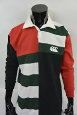 Canterbury Rugby Union multi-collor Shirt Long Sleeve Size M (adults)