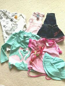 Girls Spring + Summer Size 1, Incl,.. Swimming Suit And Google
