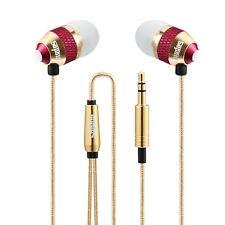 Sephia SP1050 Noise Isolating in-ear Earphones Headphones HEAVY DEEP BASS NEW