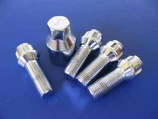 Lug Bolts Lock Nuts Conical Bolt 14x1.50 VW 40mm Shank