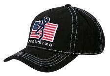 Browning Shooting Sports Flag Pride Black Adjustable Baseball Style Cap Hat