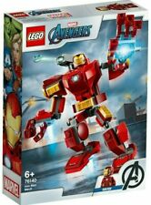 LEGO Super Heroes Avengers Iron Man Mech 76140 NEW Authorised Retailer