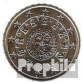 Portugal P 4 2005 Stgl./ongecirculeerd 2005 Kursmünze 10 Cent