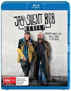 Jay and Silent Bob Reboot Blu-ray